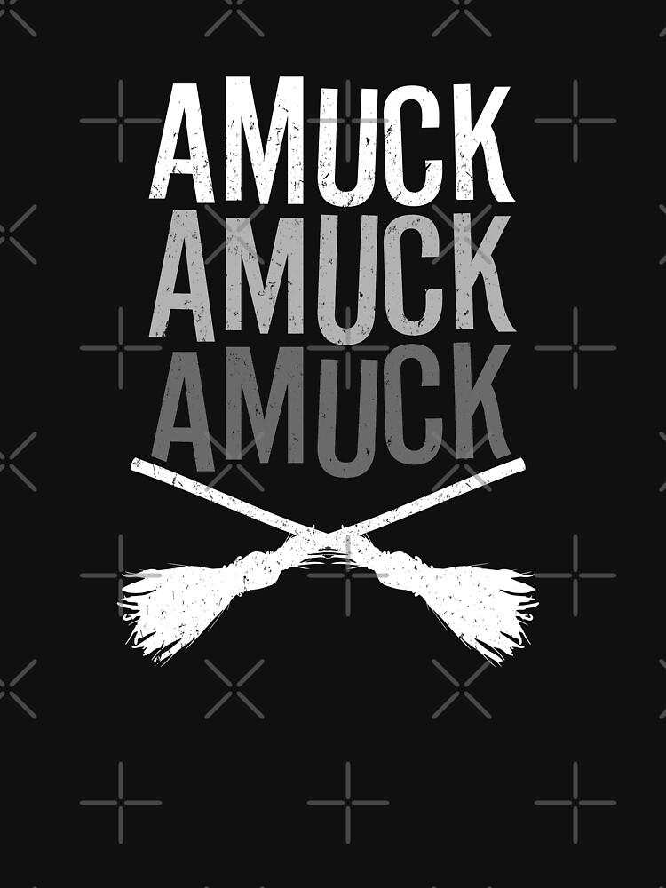 Amuck Amuck Amuck by ninthstreet