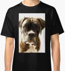 Let Me Tell You A Secret - Boxer Dogs Series Classic T-Shirt