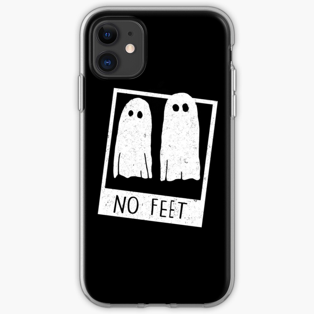 No feet iPhone Case & Cover