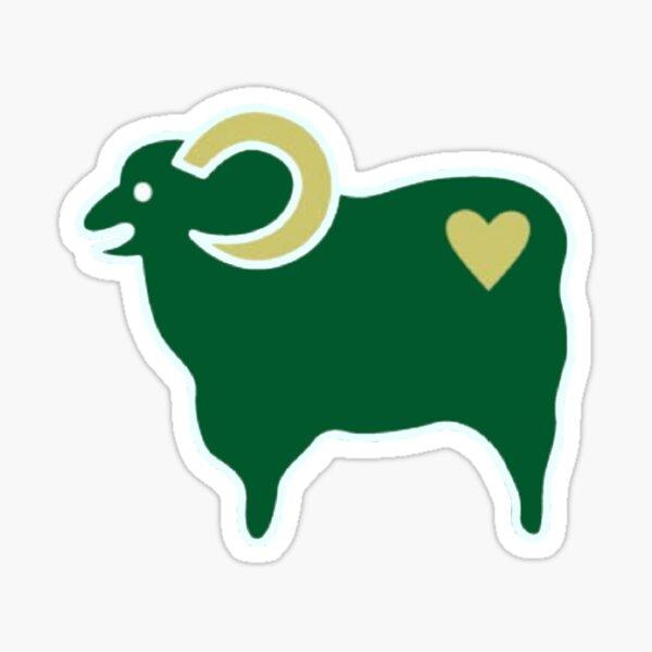 CSU Cam The Ram Sticker
