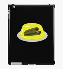 Hefter im Jello, Büro-Streich für den mutigen Entwurf, ursprüngliche lustige Geschenk-Idee, Dwight bestes Zitat vom Büro iPad-Hülle & Klebefolie