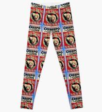 Creepo the Clown Leggings