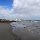 View from West Beach by Morphio