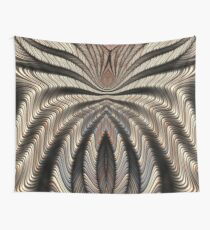 Arachnid abstract Wall Tapestry