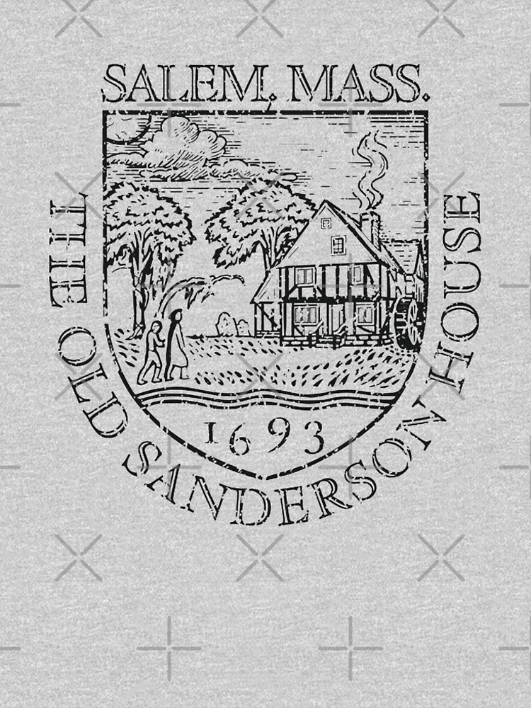 The Old Sanderson House by SeeKers
