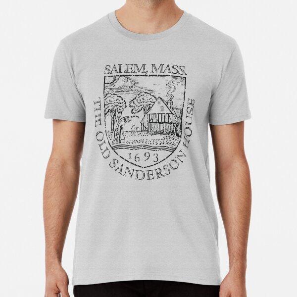 The Old Sanderson House Premium T-Shirt