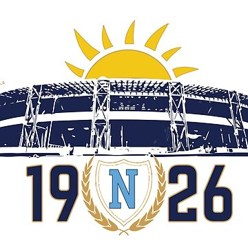 Rising sun on San Paolo Stadium by Zero81