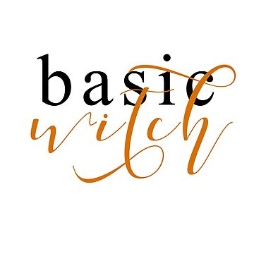 Basic Witch by thatbookgal