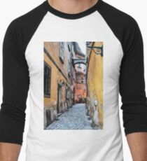 HC0195 Baseball ¾ Sleeve T-Shirt