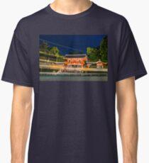Orange Temple Classic T-Shirt