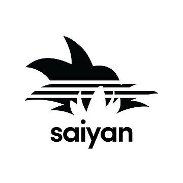 Saiyan Goku - Sports Design by MightyOwlDesign