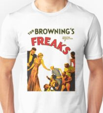 Tod Browning's Freaks Unisex T-Shirt