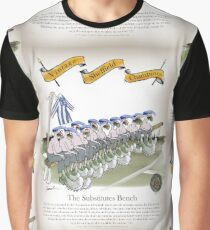 Sheffield Wed Substitutes Graphic T-Shirt