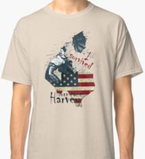 I Survived Hurricane Harvey 2017 Classic T-Shirt