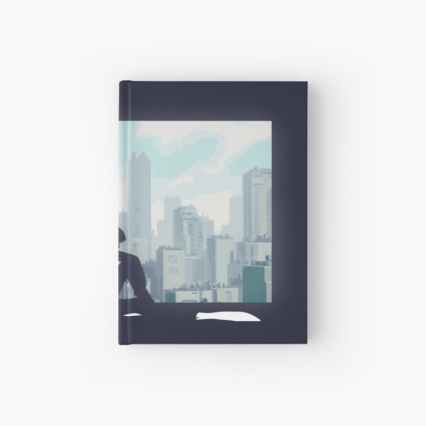 ghost in the shell Hardcover Journal