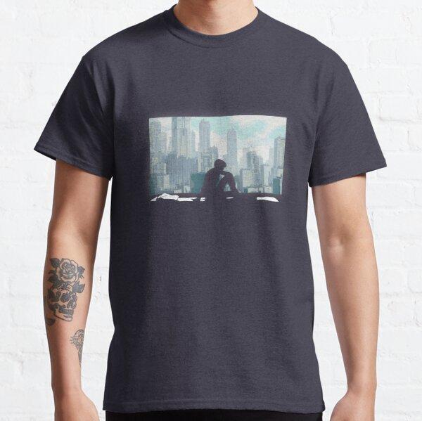 fantôme dans la coquille T-shirt classique