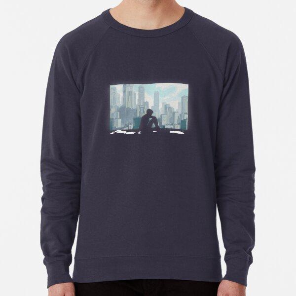 ghost in the shell Lightweight Sweatshirt