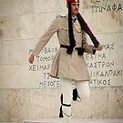 «Guardia presidencial griega» de Riko2us