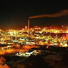 Night in Mount Isa by Penny Smith