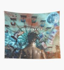 Astroworld fan cover Wall Tapestry