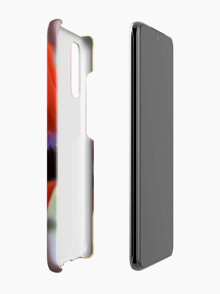 Alternate view of Sturt's Desert Pea, Alice Springs Case & Skin for Samsung Galaxy