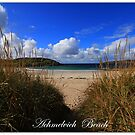 Achmelvich Beach by Alexander Mcrobbie-Munro