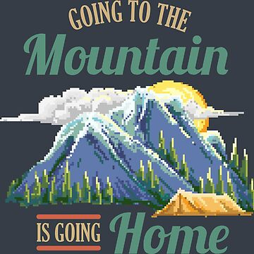Going To The Mountain by stylebytara
