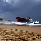 Pasha Bulker - Newcastle  by allabouther