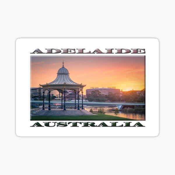 Elder Sunset Sticker