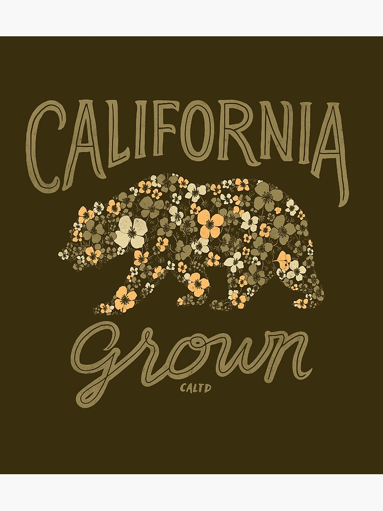California Grown by CaLimited