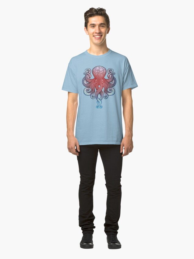 Alternate view of Dectapuss Classic T-Shirt