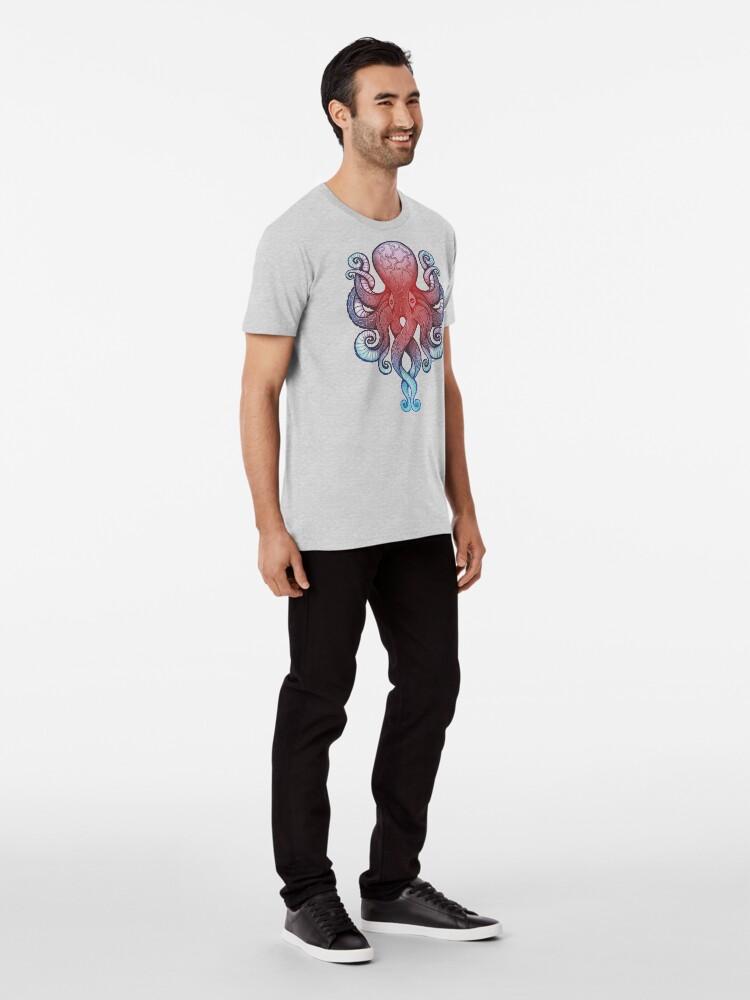 Alternate view of Dectapuss Premium T-Shirt