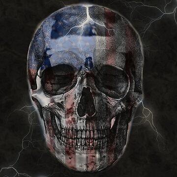 American Skull by djphoto