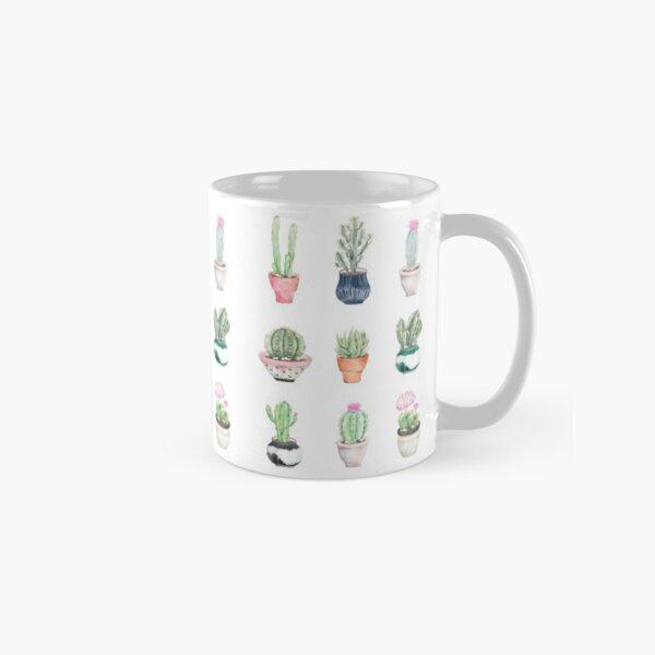 Succulents Classic Mug