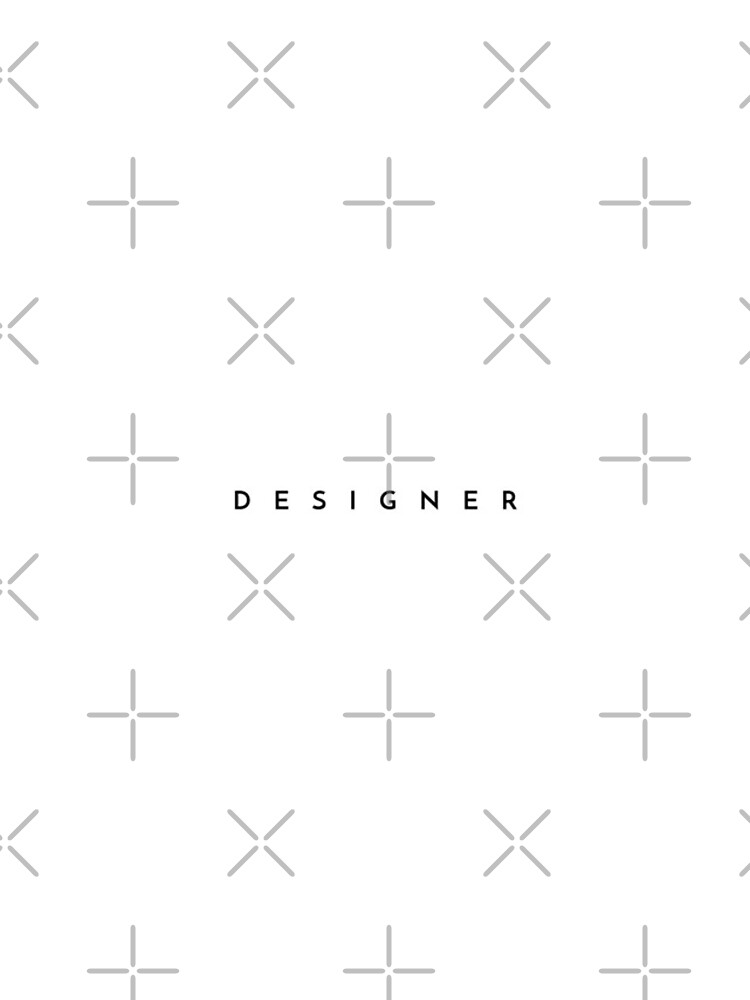 Designer (minimal) (Inverted) by developer-gifts