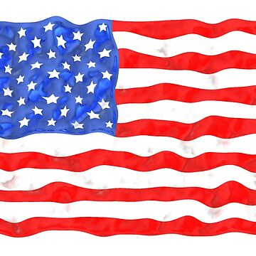 Cool American Flag USA by sweetsixty