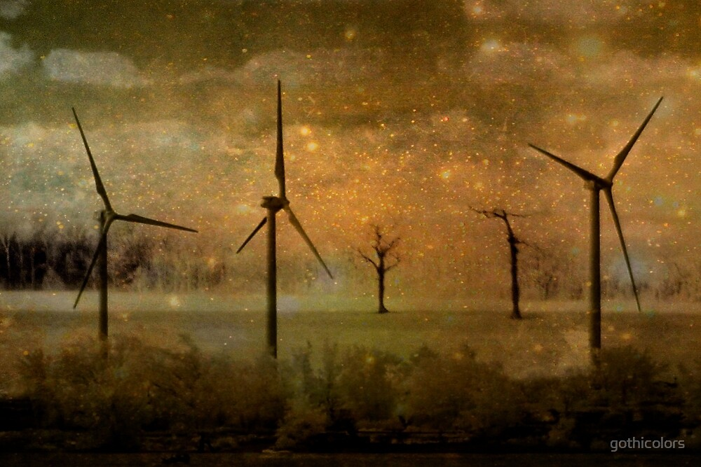 Power Of Wind by gothicolors