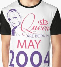 It's My Birthday 14. Made In May 2004. 2004 Gift Ideas. Graphic T-Shirt