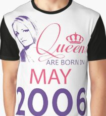It's My Birthday 12. Made In May 2006. 2006 Gift Ideas. Graphic T-Shirt