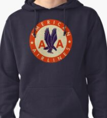 American Airlines USA Pullover Hoodie
