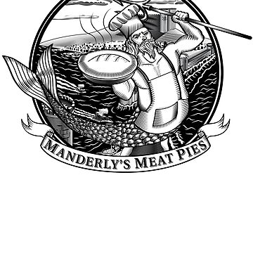 Manderly's Meat Pies. The North Remembers. by sapo