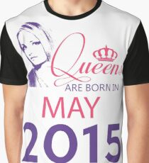 It's My Birthday 3. Made In May 2015. 2015 Gift Ideas. Graphic T-Shirt