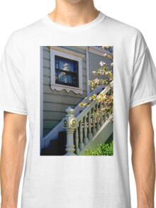 Upstairs Reflected, Downstairs Classic T-Shirt