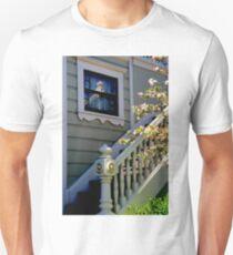 Upstairs Reflected, Downstairs Unisex T-Shirt