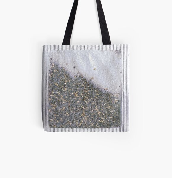 Time For Tea All Over Print Tote Bag