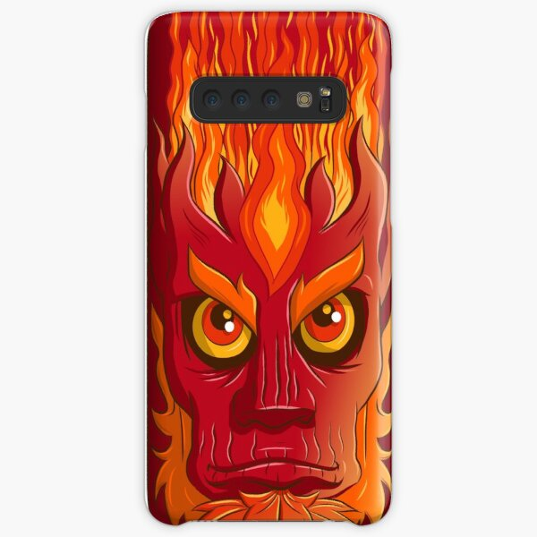 Fire elemental Samsung Galaxy Snap Case