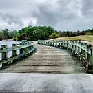 Bridge to Green by Dave Nielsen