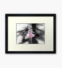 """Pretty In Pink"" - Live With A Purpose! Framed Print"