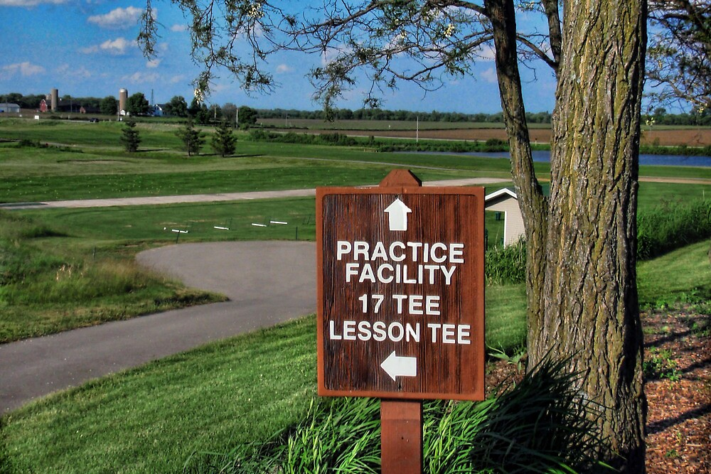 TimberPointe Golf Course by Dave Nielsen