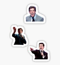 John Mulaney NOOOOOOOOOO Sticker